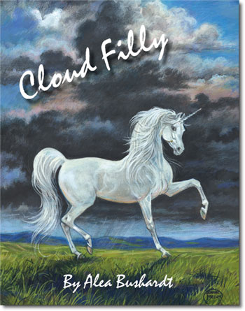 book cover cloud filly